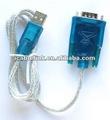 usb de alta velocidad a rs232 cable conductor