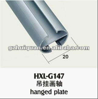 aluminum frame outdoor sign board material