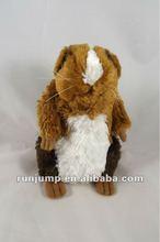 plush beanbag guinea pig hamster