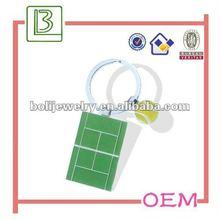 fashion promotion sport key ring circles