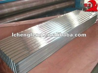 Cold Rolled Galvanized Steel Sheet Roofing