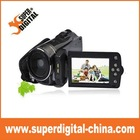 720P HD Video Camera with 4 x digital zoom