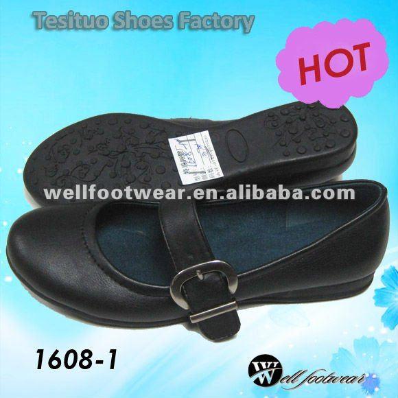 Niñas de la escuela, 2013 nuevo zapato para las muchachas