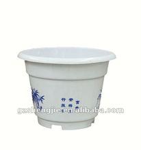 2012 new design Plastic flower pot