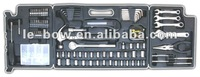 LB--88019 multiply tool kits set in blow plastic case
