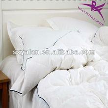 luxtury bamboo fiber summer quilt/comforter for 5 star hotel