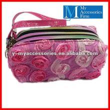 2012 flower evening bag