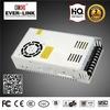 2-year Warranty AC-DC Power Supply CE RoHS Approval Single Output 5v 15v halogen power supply