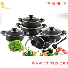JP-ALN02A China Factory Raclette Grill With Hot Pot