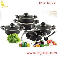 JP-ALN02A Popular 7pc Cookware Set