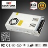 Hot Sale AC/DC Power Supply CE ROHS approved Single Output 200w 2.8v 20a and 3.8v 40a dual voltage switching power supply