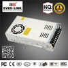 Hot Sale AC/DC Power Supply CE ROHS approved Single Output 12v variable voltage power supply