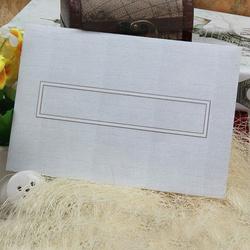 Screen printing greeting card verses birthday