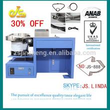 2014 Hot sell JS-888 fully automatic super solder wire Nylon winding binding tying machine