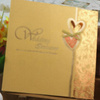 Specially designed great craft felt paper greeting card