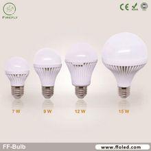 Dimmable Led Bulb E26 E27 A60 B22 bright cree led recessed ceiling panel down light bulb lamp
