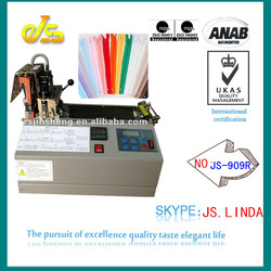 High quality JS-909 automatic lipton yellow label tea bags cutting machine cutting machine (cold mode)