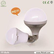 Super Bright 7w Led Bulb E26 E27 A60 B22 hong kong 7w led bulb