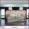 Wonderful high gloss double vanity cabinets bathroom supplie