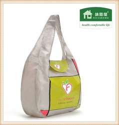 luggage & shoping carry bags printing bags travel bag with water bottle pocket