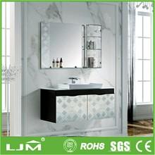 Contemporary modern smart design bathroom vanity