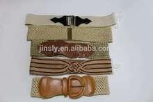 2014 summer sexy dress belt / Polyester belt for woman