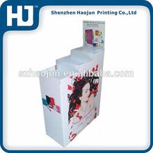 Pop Up Display Stand,Cosmetics Cardboard Display,Make Up Cardboard Display Stand