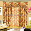 2014 china wholesale ready made curtain,decorative string curtain