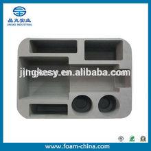 shanghai custom die cut packing eva pe epe foam insert liner cnc cutting packing foam liner insert cnc cutting eva