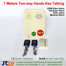 GSM Medical Alarm System,Wireless Panic Button Emergency Calling System,Alarm Button GSM