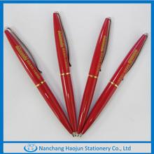 2014 stylish good selling twist ballpoint pen for christmas