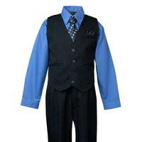 New style branded kids micro polar fleece vest