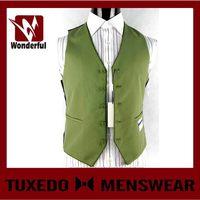 High quality professional men's fancy sexy vest for men