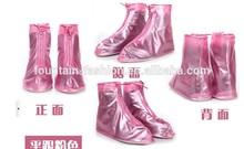 Pvc Nice design Rainproof shoes cover