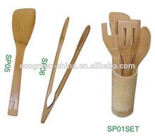Manufacturing Storage favorites Bamboo Utensils