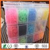 Hua Xing Yong 2014 Hot Sale New Product three layers 20000pcs bands per box rainbow looms kit original From China Factory