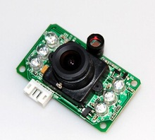 JPEG Color Serial Port Camera Module UART Interface TTL camera with Infrared LED backlight