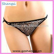 Leopard hot sexy girls lovely bra panty high school girls