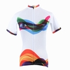 Funny cycling jersey/short sleeve bike jersey