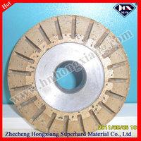diamond v-shape grinding wheel/diamond grinding wheel for CNC machine