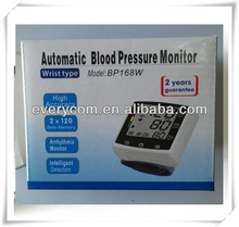 Unique Digital High Tech Wrist Blood Pressure Monitor With Lowest Price