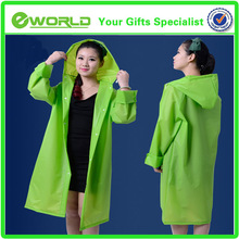 Promotional Environmental EVA Recycled Poncho
