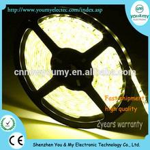 2014 New 2700K SMD 3528 600leds 120led/m led flexible strip light hot
