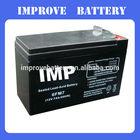 12v battery 7ah ups battery