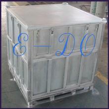 steel galvanized foldable petrol storage IBC tank