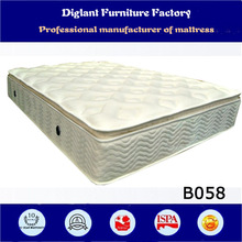 cheap polyurethane foam bonnell spring mattress (B058)