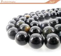 Hot sale semi precious natural rare gemstone bead tiger eye