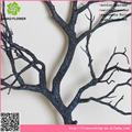 Artificial de madeira grande ramo para decoração artesanal de plástico da árvore china