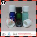 Tela de impressão para frascos de e-cig 5ml 30ml óleo essencial frasco de vidro azul escuro
