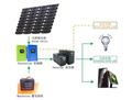 baykee nueva energía fuera de la red 5kw 220v electricidad solar sistema de generación para el hogar